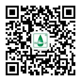 绿点净水科技微信公众号二维码