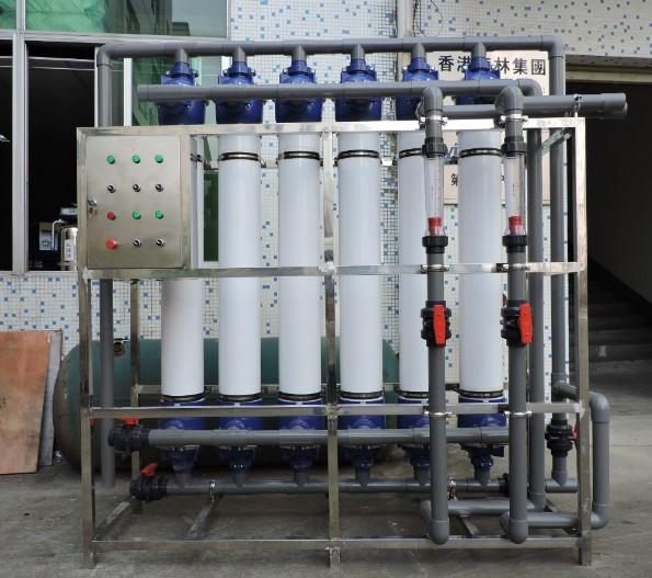 12吨超滤净水设备